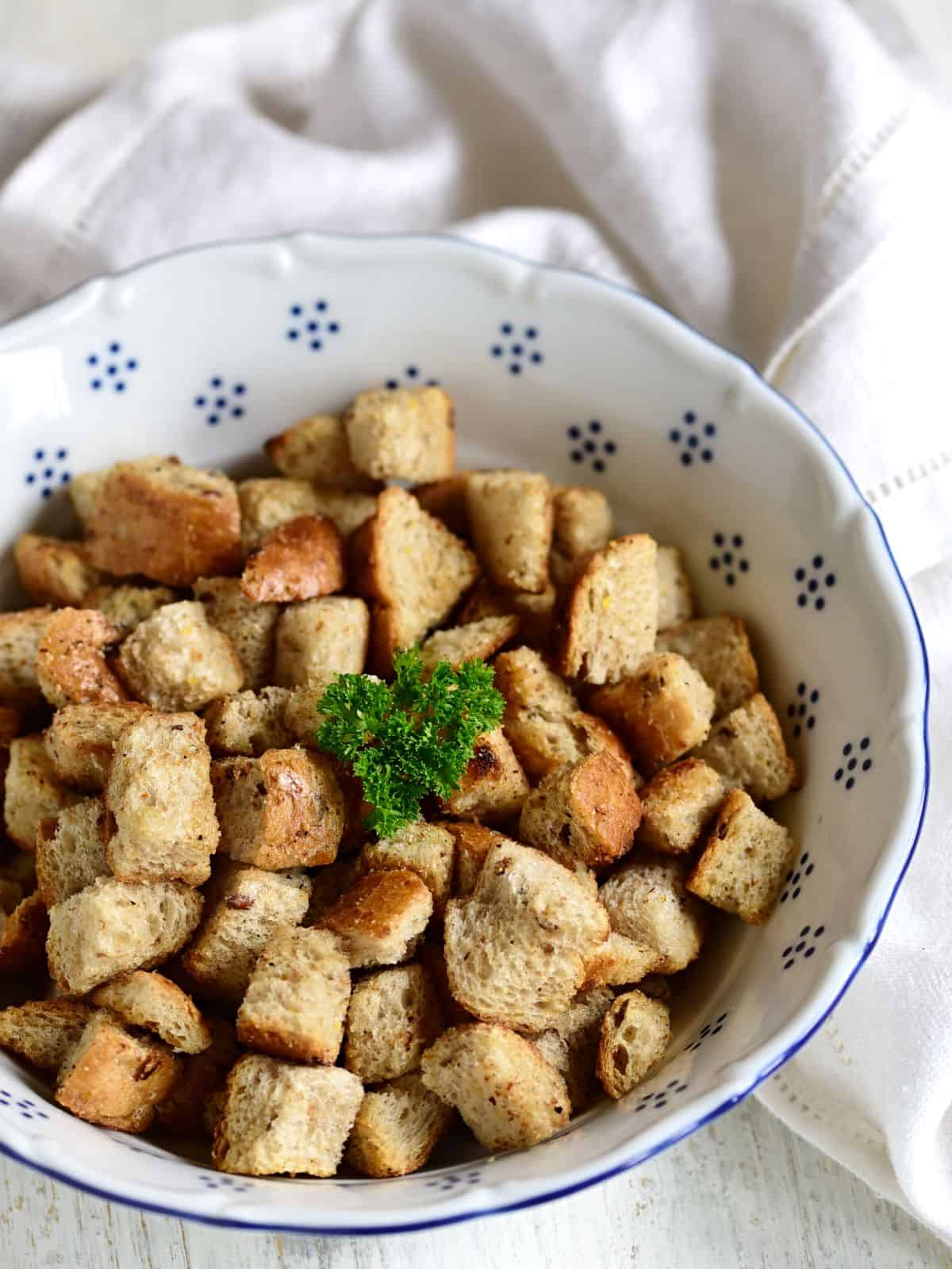 Brot Croutons